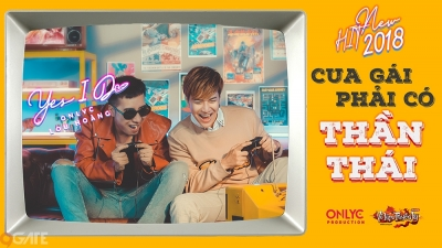 MV Yes I Do: Ca khúc dành riêng cho game thủ Võ Lâm Truyền Kỳ Mobile chính thức lên sóng