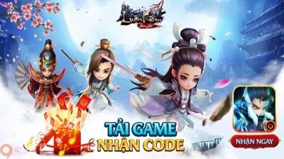 Luận Kiếm Giang Hồ Open Beta, tặng game thủ 500 Giftcode giá trị