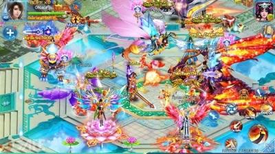 Phi Tiên Mobile: Trailer game