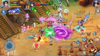 Phi Tiên Mobile: Thiên biến vạn hóa cùng thần binh