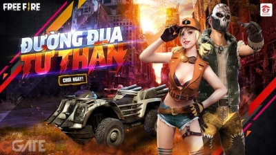 Free Fire Mobile ra mắt