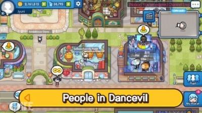 Game thủ Việt đã có thể chơi thử Dancevil – tựa game âm nhạc mới của Com2us