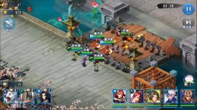 Đế Vương Bá Nghiệp Mobile: Dàn trận