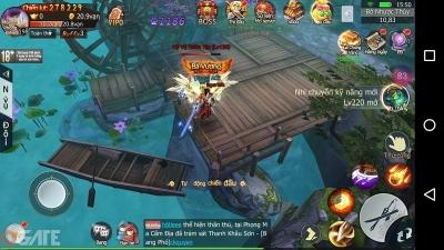 Tam Sinh Tam Thế Mobile: Game nhập vai ngôn tình 3D chính thức ra mắt