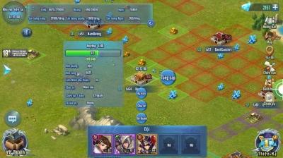 Đế Vương Bá Nghiệp Mobile: Trọn bộ kỹ năng Gia Cát Lượng