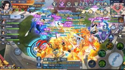 Tình Kiếm 3D: Big Update Huyết Chiến Hoàng Thành