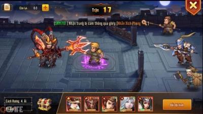 Tam Quốc GO: Huyết chiến Lạc Dương