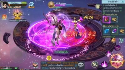 Long Chiến Thương Khung Mobile: Game nhập vai đình đám đã ấn định ngày ra mắt tại Việt Nam