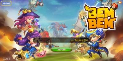 Bem Bem GO: Game bắn súng tọa độ cực đỉnh được hồi sinh với tên gọi mới