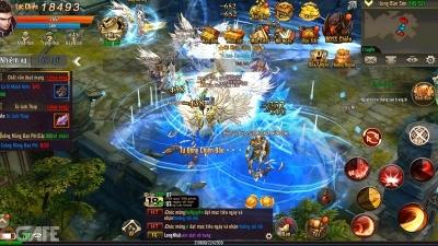 Game nhập vai Chí Tôn 3D mở cửa Alpha Test