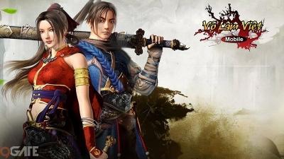 Game hot Võ Lâm Việt Mobile ấn định mở cửa chính thức ngày 20/3