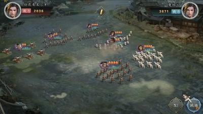 Tam Quốc Vương Giả Mobile: Game điều binh khiển tướng mới của Funtap