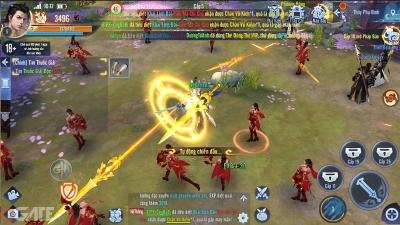 GH Truyền Kỳ: Để lại gì sau ngày đầu ra mắt game thủ Việt?