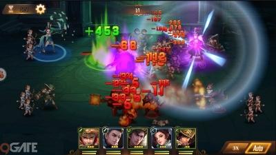 Trên tay Đông Chu Liệt Quốc Mobile: Game đấu thẻ tướng với nhiều điểm đột phá