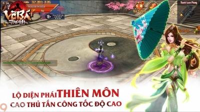 Võ Bá Thiên Hạ: Tiêu điểm phái Thiên Môn
