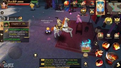 Đao Kiếm Vô Song Mobile: Trailer game