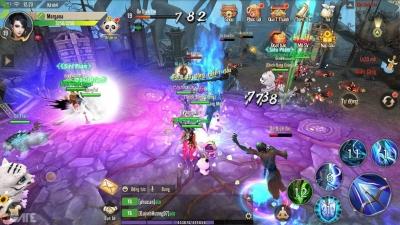 Thục Sơn Kỳ Hiệp Mobile: Game mobile được mong chờ nhất chính thức ra mắt