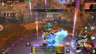 Đao Kiếm Vô Song Mobile: Đua Chiến Kỵ
