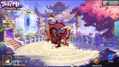 Thần Ma Mobile: Nhân vật Phong Bạo Khôi Thần