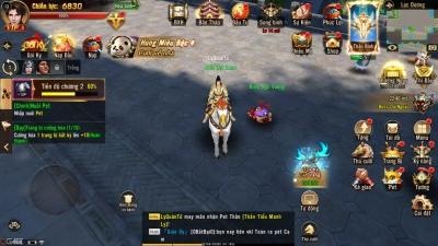 Đao Kiếm Vô Song Mobile: Hoạt động Chiến dịch