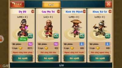 Vua Kiếm Hiệp: Đại Hội Võ Lâm - Trương Tam Phong một mình cân Team đối thủ.