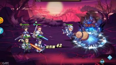 Thần Ma Mobile: Lối chơi thẻ tướng kết hợp RPG đi map