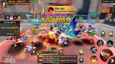 Đao Kiếm Vô Song Mobile: Hoạt động Chiến kỵ