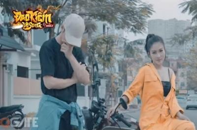 Đao Kiếm Vô Song Mobile: Rap version kiếm hiệp