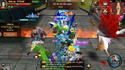 Đao Kiếm Vô Song Mobile: Boss Liên Server