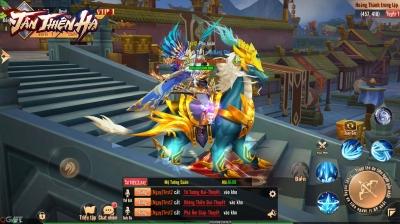 Tân Thiên Hạ: Game nhập vai quốc chiến sẽ do SohaGame phát hành tại Việt Nam