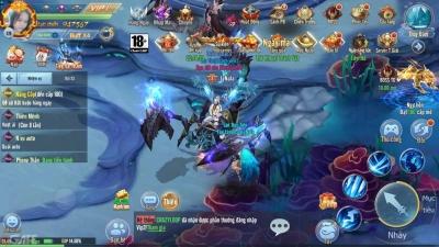 Cuồng Ma Chí Tôn: Sự lựa chọn mới cho game thủ yêu thích dòng game nhập vai