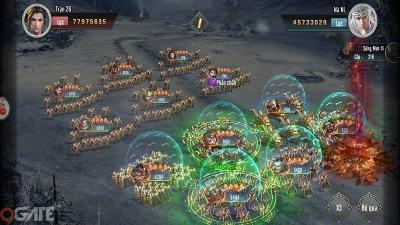 Tam Quốc Vương Giả: Đội hình đề nghị - Siêu Cấp