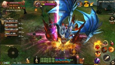 Thánh Chiến 3D: Cách chơi game Thánh Chiến 3D trên máy tính PC cực nhẹ và dễ dàng