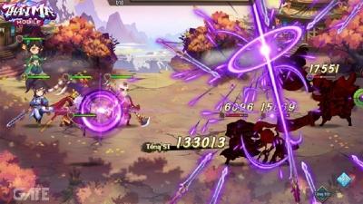 Thần Ma Mobile: Nhân vật Thiên Lan Ngọc Nữ