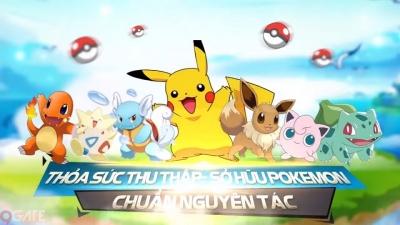 Poke Huyền Thoại: Đội hình tiêu biểu Pokemon Lửa Thiêu Đốt - Sát Thương Cao