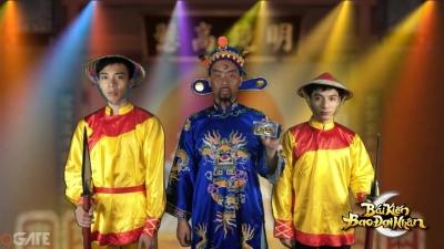 Bái Kiến Bao Đại Nhân: Game xử án hài vô đối sẽ đến tay game thủ Việt trong tháng 7