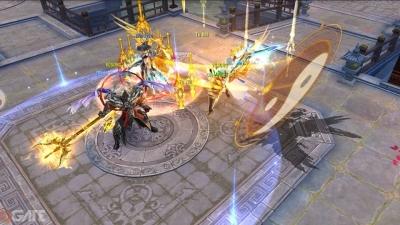 Kiếm ma 3D: Chiều lòng game thủ kiếm hiệp với tính năng giao dịch trực tiếp - tự do buôn bán cực