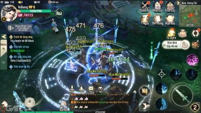 Ngày mai (16/7), Ngạo Kiếm Vô Song 5.0 chính thức ra mắt game thủ