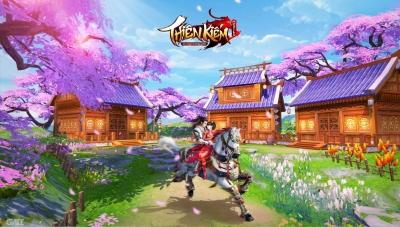 Thiên Kiếm Mobile: Game không chiến cực độc của FunTap chính thức về Việt Nam