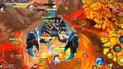 Thục Sơn Kỳ Hiệp Mobile: Boss mới Thiên Niên Hạt