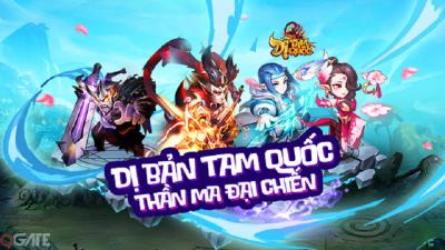 Dị Tam Quốc: tựa game dị bản đầu tiên về Tam Quốc sẽ do FunTap phát hành