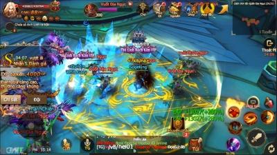 Thánh Chiến 3D update tháng 7: Thiên Thần Sa Ngã Lucifer siêu sexy thức tỉnh