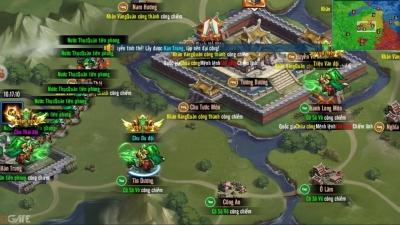 Dị Tam Quốc dự kiến ra mắt game thủ trong tháng 8