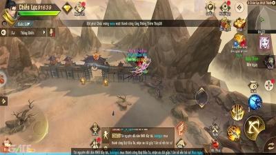 Thiên Kiếm Mobile: Tỏa Yêu Tháp