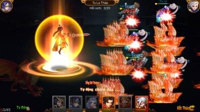 Game chiến thuật Ngọa Long Tam Quốc có được lòng game thủ sau ngày đầu ra mắt?