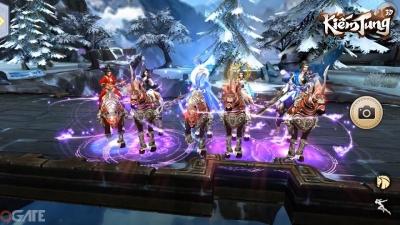 Kiếm Tung 3D: Trong giang hồ, ngựa với ta là bạn