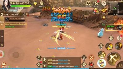 Thiên Kiếm Mobile: Ra mắt Phiên bản Update 2.2 - Huyễn Thái Lưu Ly Giáng Trần
