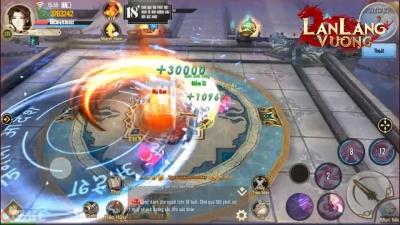 Lan Lăng Vương Mobile ra mắt trang chủ, MMORPG không thể bỏ qua trong tháng 10
