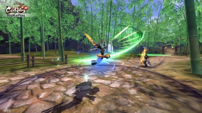 Cửu Kiếm 3D: Phái Nhật Nguyệt: Công Kích tầm xa, sát thương toàn thể