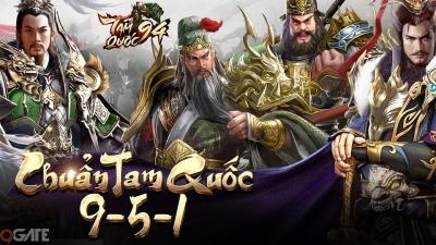 Tam Quốc 94: Game chiến thuật do FunTap phát hành sắp tới tay game thủ Việt